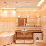 Как выбрать освещение для ванной