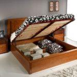 Кровати с системами хранения: особенности, виды конструкций