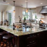 Обустройство дома — яркие идеи кухни
