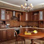 Особенности современной кухни: разнообразие мебели и дизайн