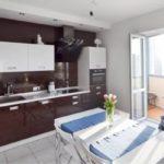 Кухня в стиле минимализм: особенности, планировка