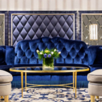 Мебель в стиле ар-деко в интерьере квартиры