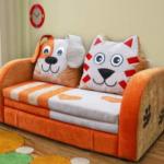 Какой диван выбрать для детей?
