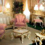 Мебель в стиле рококо: от начала до сегодняшнего дня