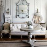 Винтажная мебель для гостиной