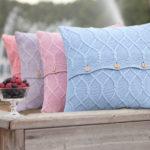 Декоративные подушки: виды, размеры и уход
