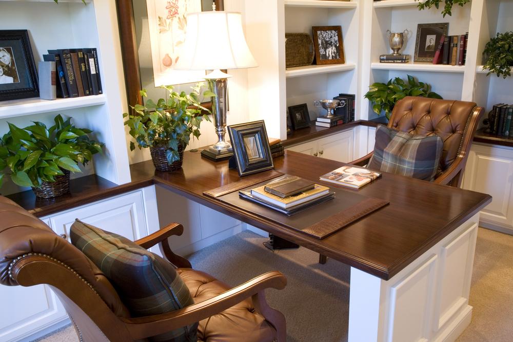 идеи по созданию домашнего офиса фото или коренных
