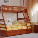 Двухъярусная кровать как выбрать