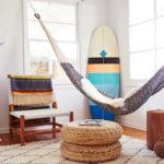 Интересные идеи для гамака в квартире