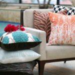 Роль декоративной подушки в дизайне интерьера