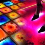 Живая плитка — современное напольное покрытие