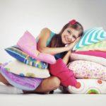 Как выбрать качественную подушку: виды и их особенности