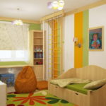 Детская комната по фэн-шуй: основные правила