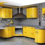 Фасады кухонного гарнитура из пластика: преимущества и недостатки