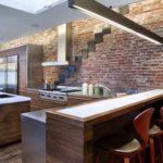 Модная кухня в стиле лофт: советы дизайнеров