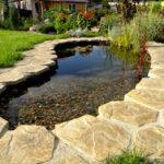 Как сделать искусственный водоем у себя на участке?