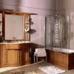 Встраиваемая мебель в ванную комнату: особенности выбора