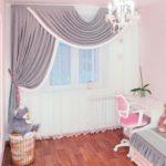 Шторы в детской комнате: тонкости выбора