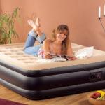 Надувные кровати — комфорт и только