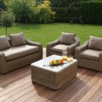 Садовая мебель: разновидности и особенности выбора