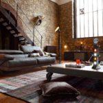 Дизайн интерьера в стиле лофт: принципы оформления