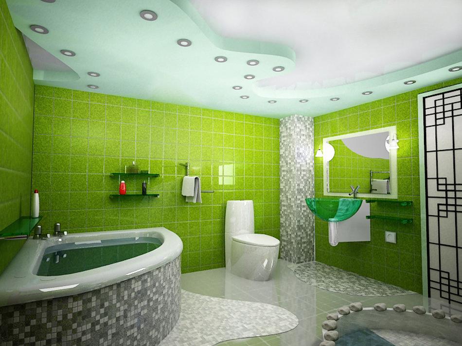Позитив ванная комната отделка совмещенной ванной комнаты