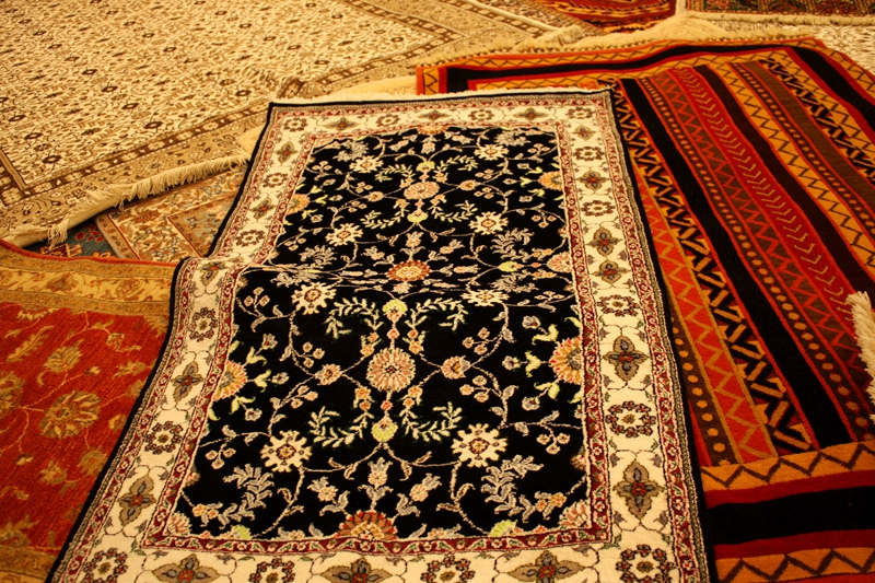 Турецкие ковры и их главные особенности