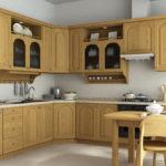 Экологически чистая мебель для кухни