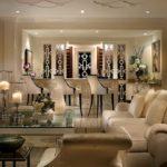 Дизайн квартиры в стиле арт-деко и модерн