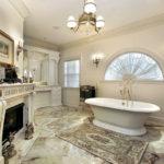 Хит сезона — ванная комната в стиле прованс