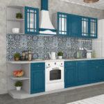 Хит сезона — модульная мебель для кухни