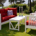 Хиты садовой мебели для участка