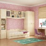Самые популярные комнаты для девочек