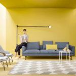 Солнечно-желтый оттенок в интерьере: варианты сочетаний