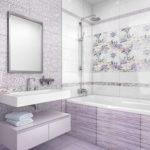 Какая плитка для ванной считается самой проблемной