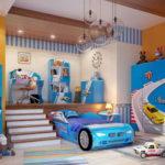 О чем стоит знать про детскую комнату мальчика