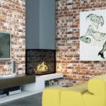 Как создать декоративную кирпичную стену