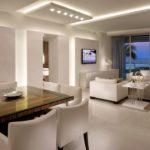 Современные светодиодные люстры в квартиру