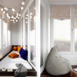 Почему так удобна спальня на балконе и насколько это просто реализовать