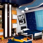 Интерьер спальни для подростка, важные правила