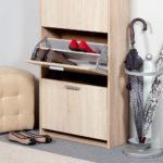 Интересные идеи как спрятать обувь в прихожей