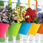 Кашпо для цветов своими руками