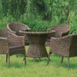 Особенности мебели из ротанга
