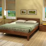 Кровать из сосны — хит сезона