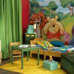Оригинальные фотообои для детской комнаты