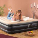 Лучшие модели надувных кроватей и раскладушек