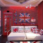 Дизайн гостиной в лондонском стиле самостоятельно