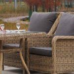 Чем так плоха плетёная мебель и как за ней ухаживать