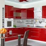 Характеристики кухонной мебели