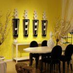 Почему стал стильным желтый цвет в интерьере
